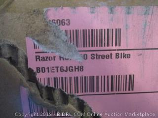 Razor street bike item