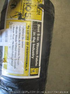 DeWitt 12'x250' Pro 5 weed barrier landscape item