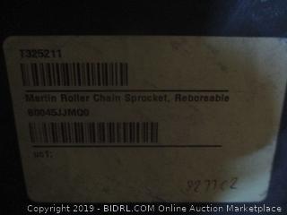 martin roller chain sprocket item