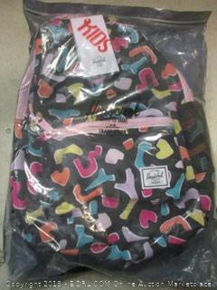 Herschel printed backpack