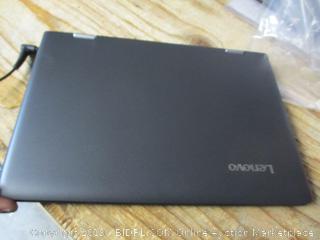 Lenovo intel laptop computer - powers on