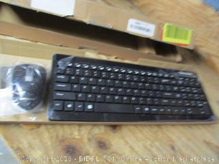 Banruo computer keyboard and mouse