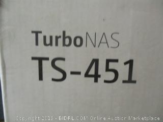 TurboNAS TS-451 personal cloud electronic item