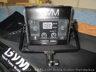 Great Video Maker camera equipment item(s)