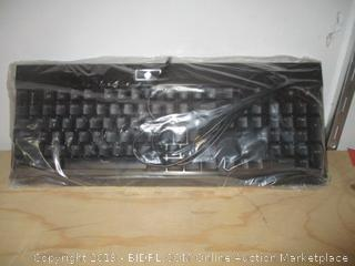 EagleTec wired mechanical computer keyboard