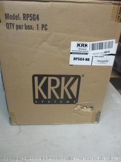 "KRK Rokit 5"" professional powered nearfield studio monitor with Kevlar drivers"
