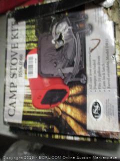 camp stove kit