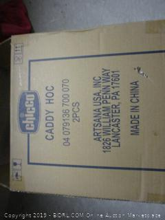 Chicco caddy chair items