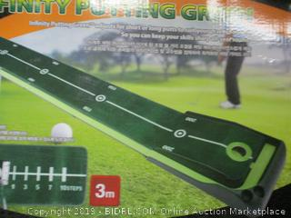 infinity putting green