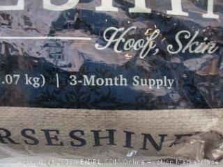 HorseShine horse grooming supplement item