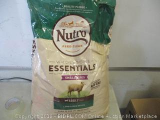 Nutro adult dog food