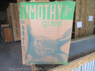 Timothy small pet grass