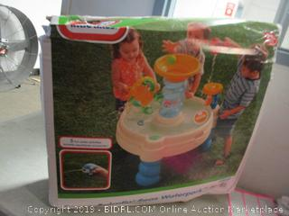 Little Tikes water activity play center
