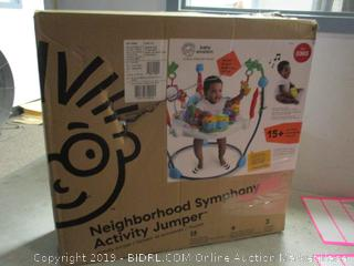 Neighborhood symphony activity jumper - box damage