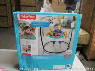 Fisher-Price baby jumper toy item