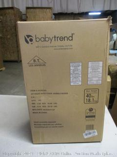 BabyTrend sit-right high chair