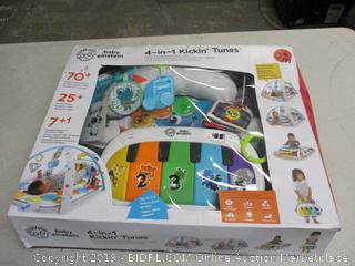 Baby Einstein 4 in 1 kickin' tunes toy