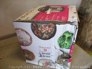 InstantPot duo plus 7-in-1 multi use pressure cooker