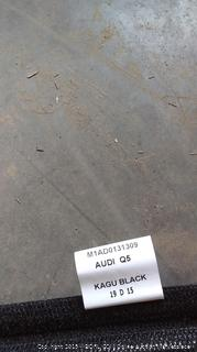 CUSTOM FIT CARGO LINER for AUDI Q5