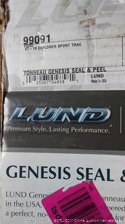 LUND TRUCK BED COVER