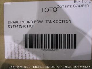TOTO Drake Round Bowl