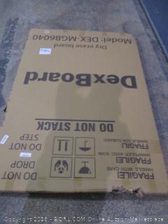 DexBoard Dry Erase Board