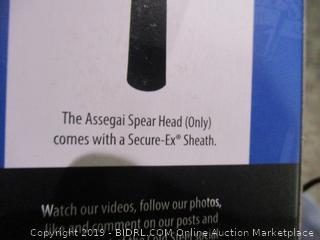 Assegai Spear Head