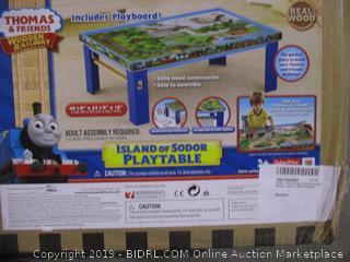 Thomas the Train Play Table