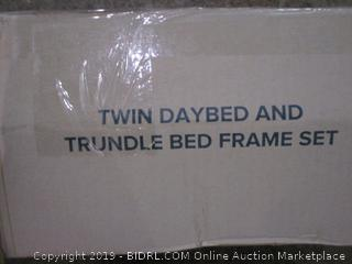 Zinus Twin Daybed and Trundle Set