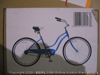 Schwinn 26 L Classic Blue Bicycle