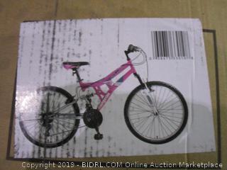 """Mongoose 24"""" Girls Bike"""