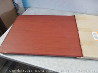 Folding Wooden Table Damaged see pictures
