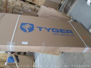 Tyger new damaged box