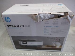 HP Office Jet Pro 8025