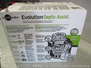 Insinkerator Evolution Septic Assist