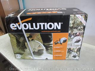 Evolution Saw
