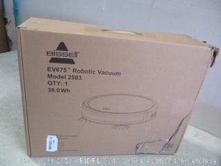 Bissell Robotic Vacuum