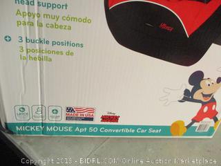 Disney Car Seat
