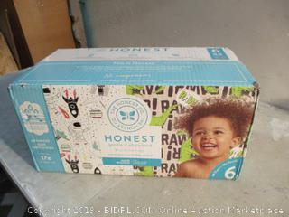 Honest Diapers - Sz 6