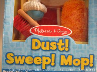 Play Cleaning Items