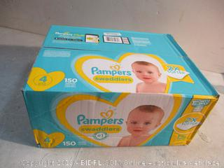 Pampers Swaddlers - Sz 4