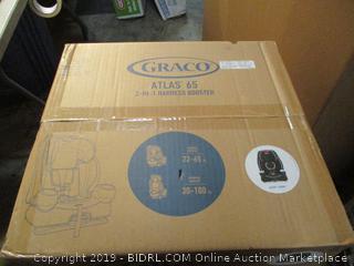 Graco Atals 65 Harness Booster