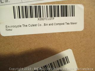 Bin and Compost Tea Maker
