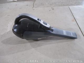 Black + Decker Hand Vacuum