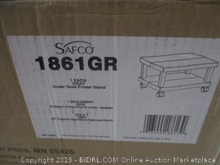 Safco Under Desk Printer Stand