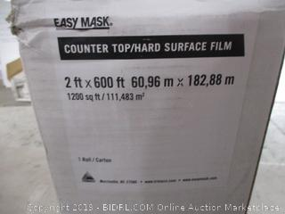 Counter Top/Hard surface Film