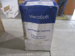 ViscoSoft Mattress Topper Twin