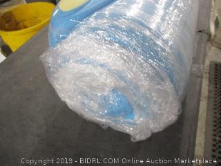 """Twin 4"""" Gel memory Foam  mattress topper"""