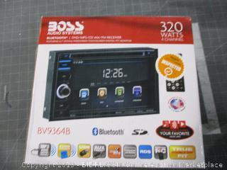 BOSS Audio System