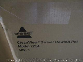 Bissell Clean View Swivel Rewind Pet
